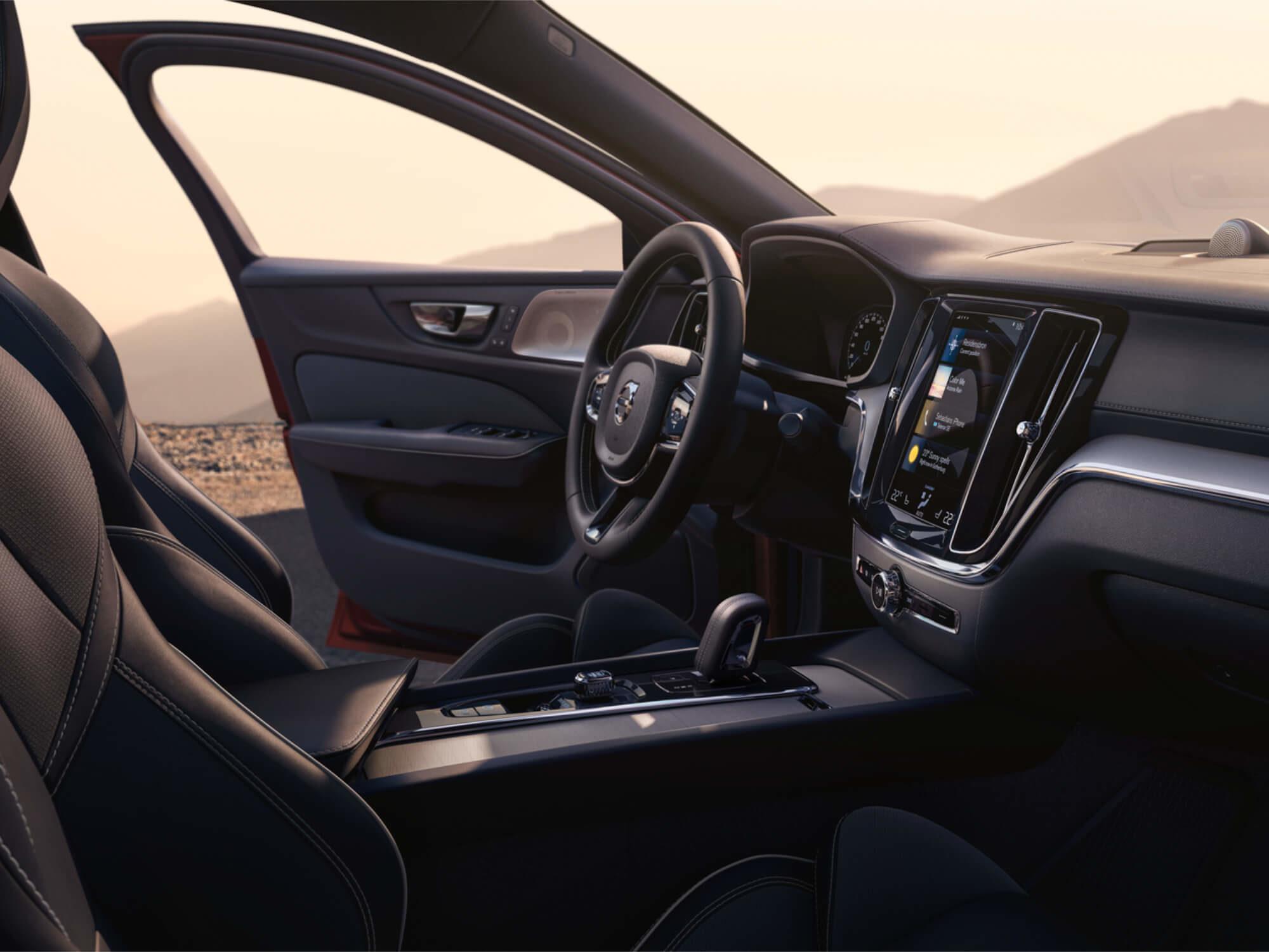 Volvo S60 Mild Hybrid interieur