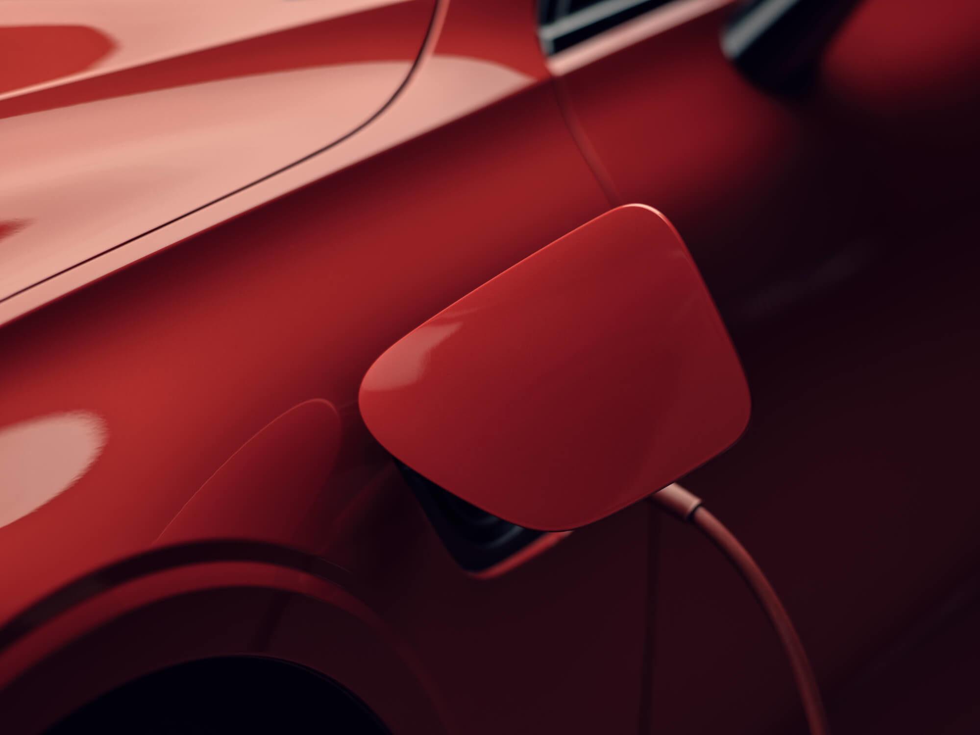 Volvo S60 Plug-in Hybride opladen