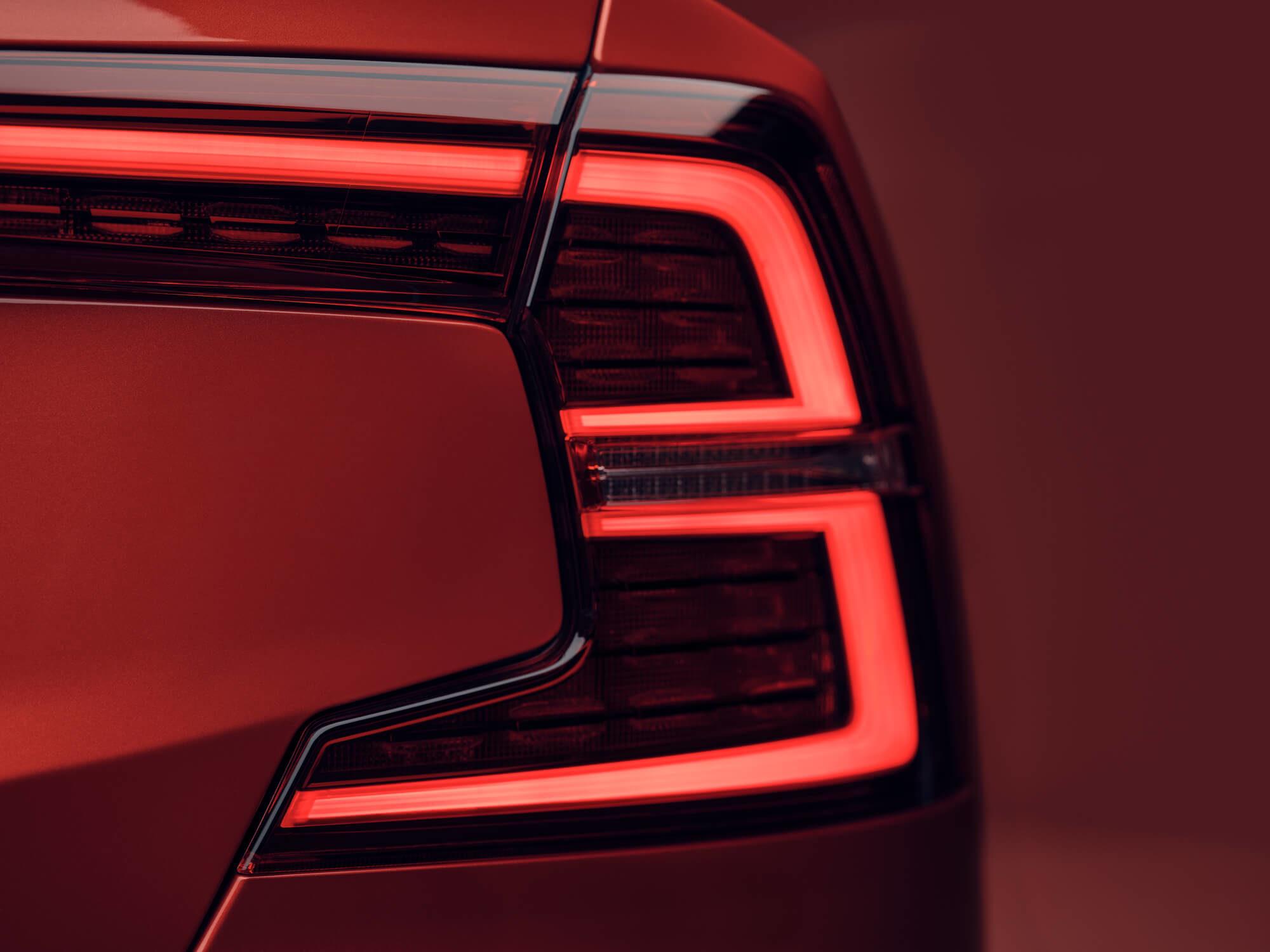 Volvo S60 achterlicht