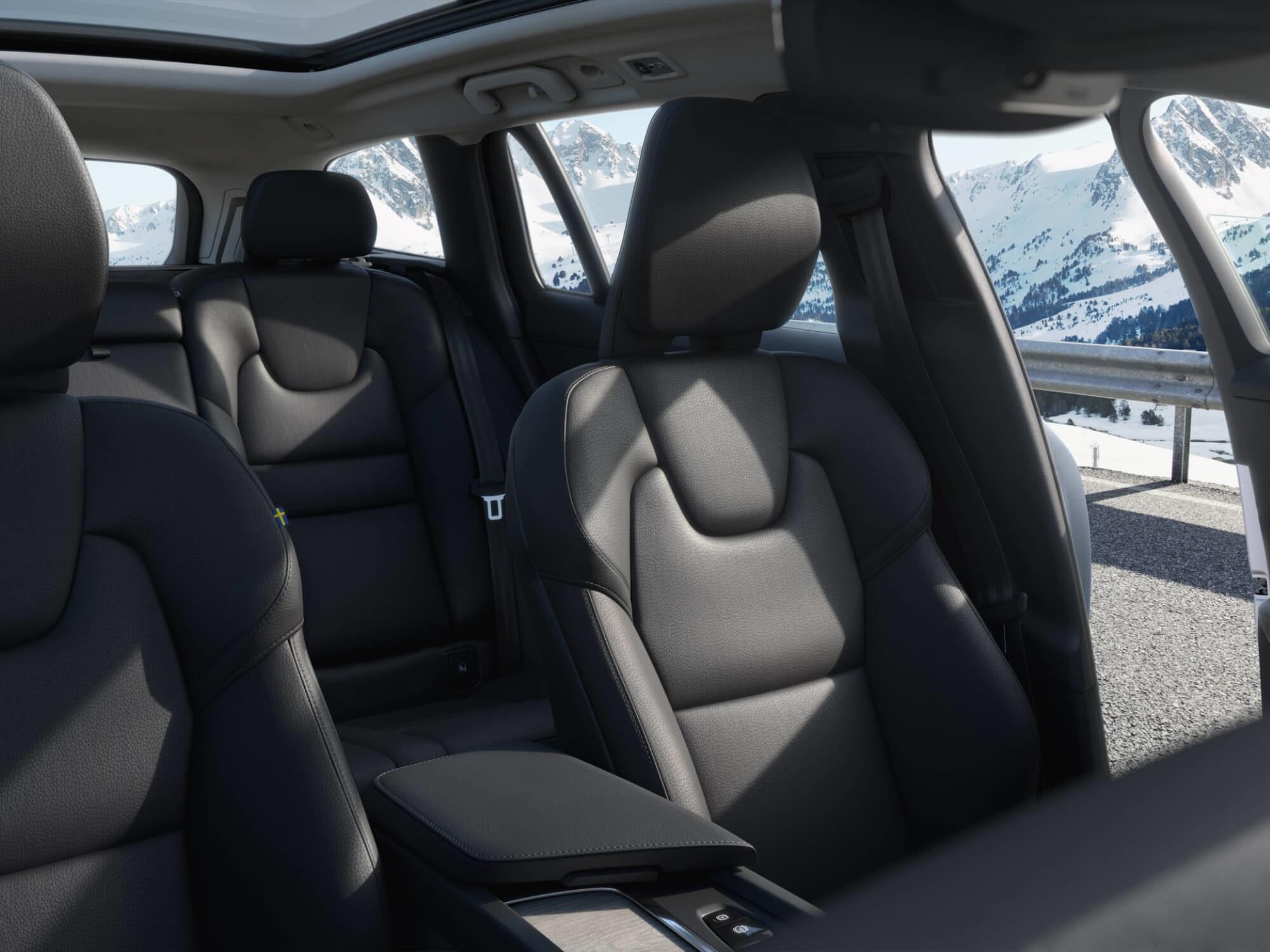 Volvo V60 Cross Country interieur