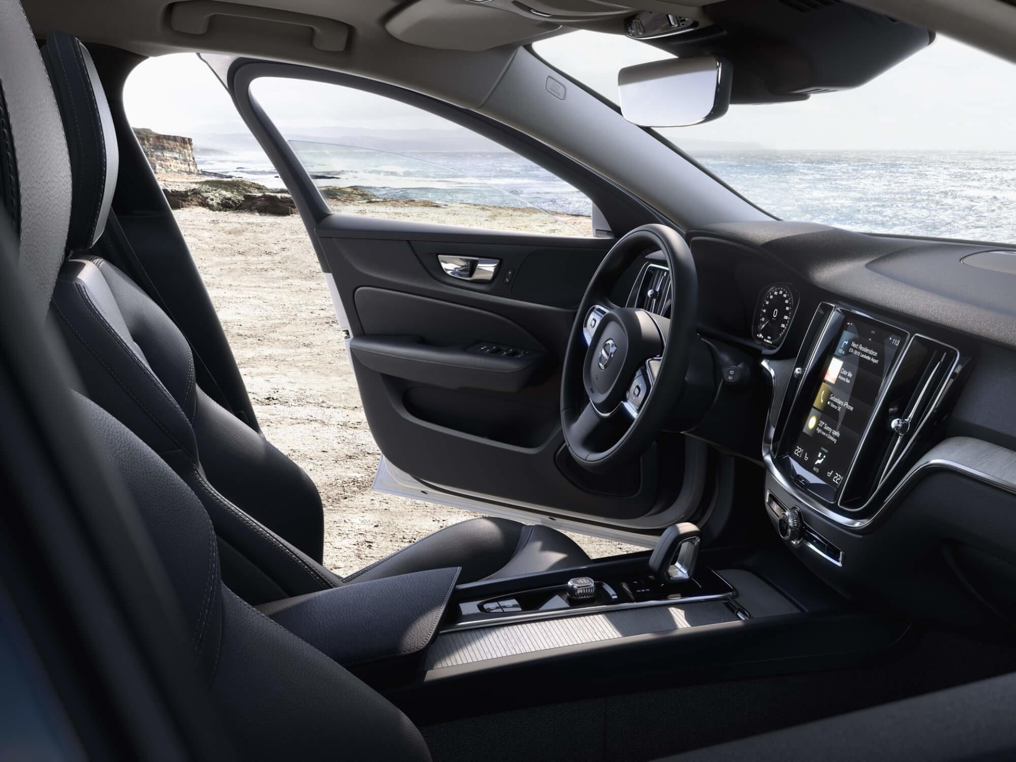 Volvo V60 Cross Country voorstoelen
