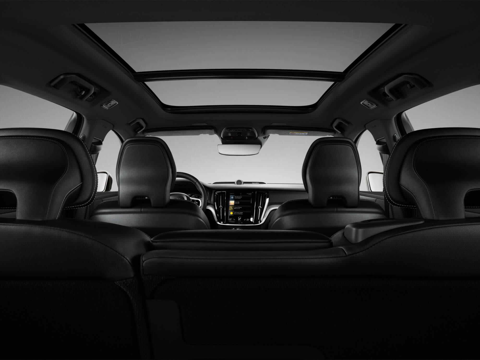Volvo V60 Mild Hybrid interieur