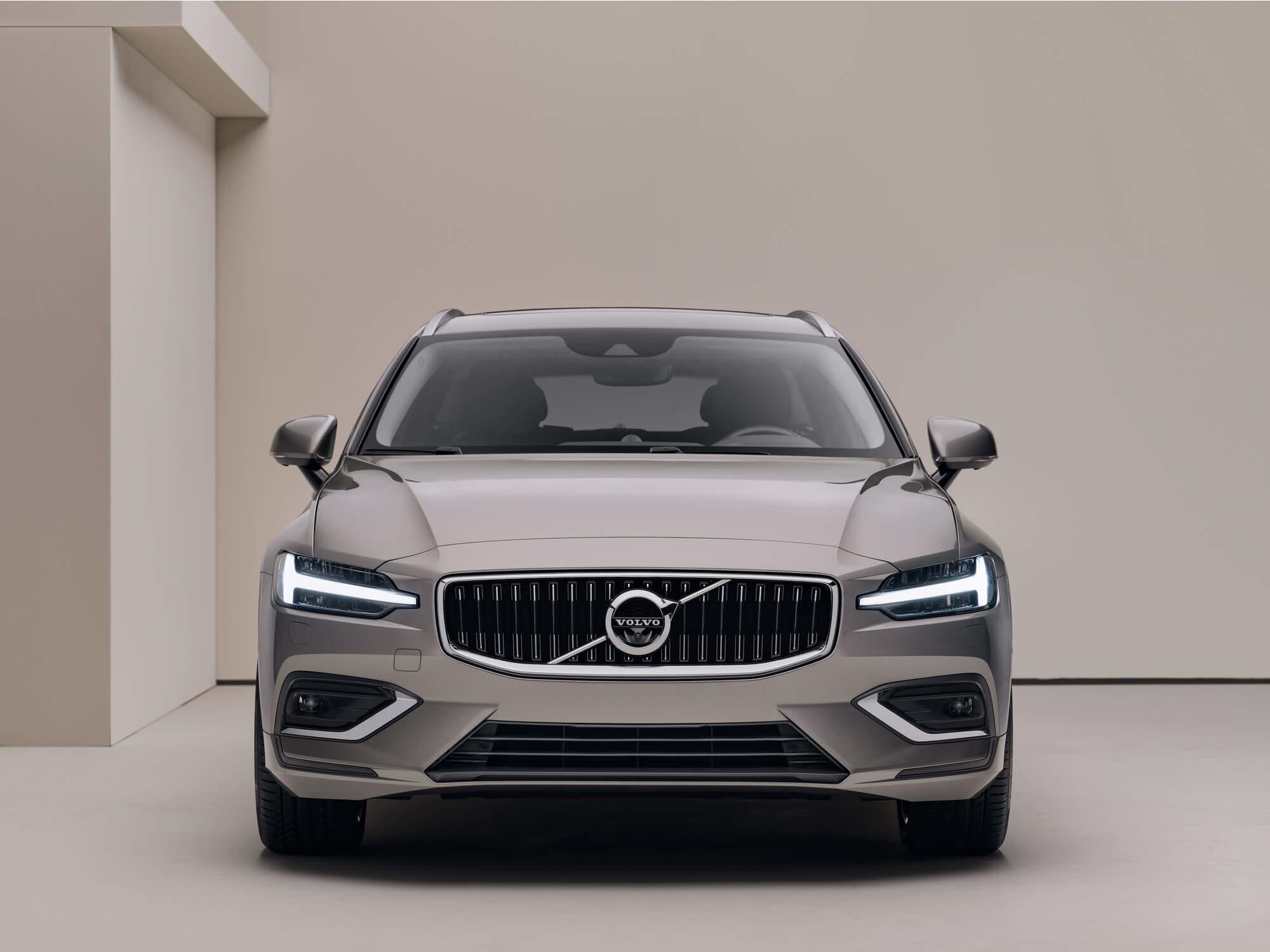 Volvo V60 Plug-in Hybride voorkant