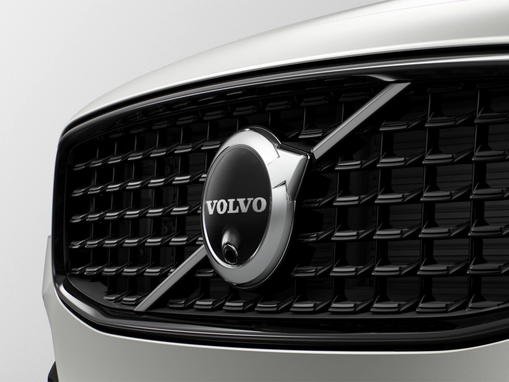 Volvo V90 Mild Hybrid grill
