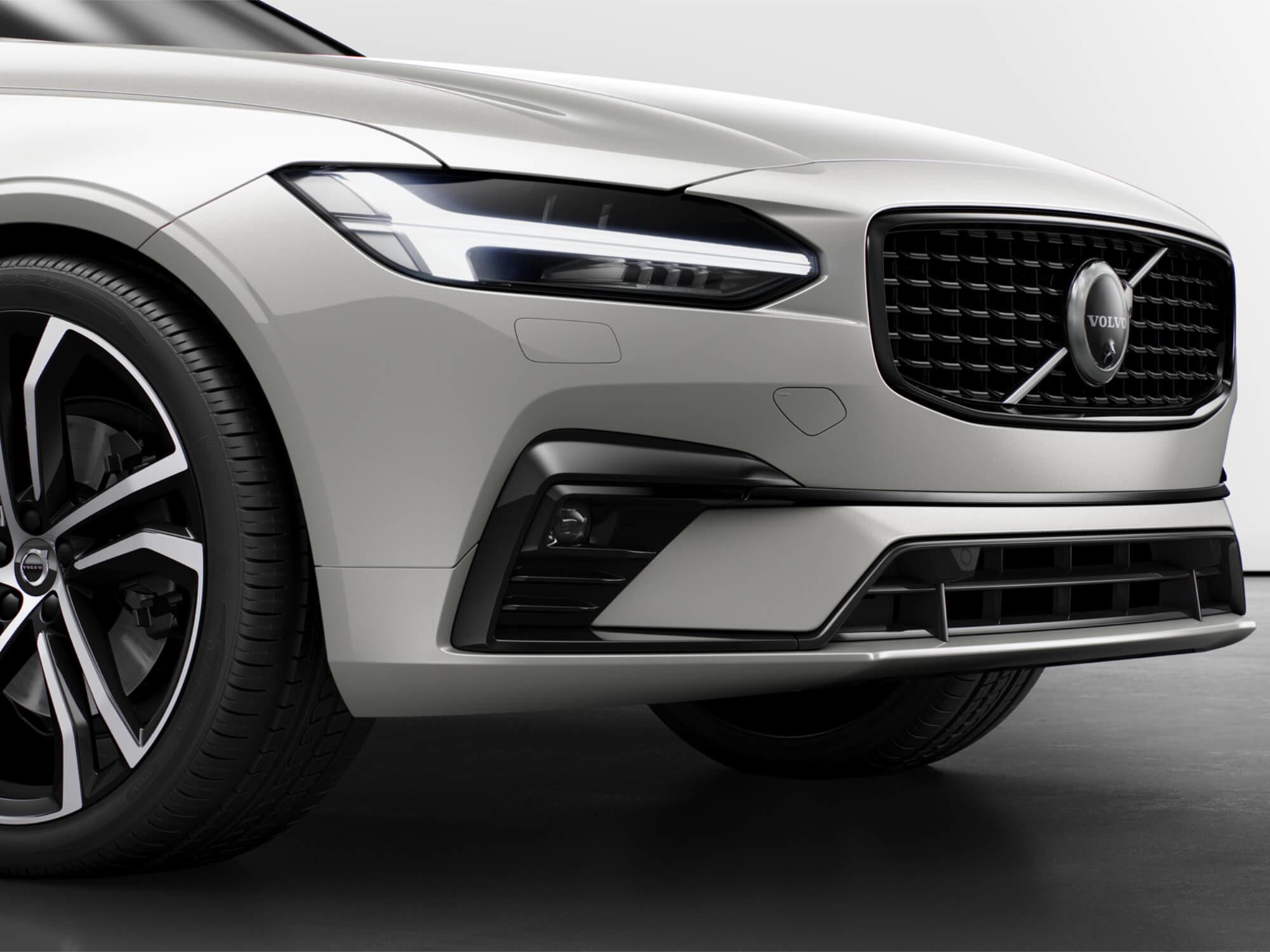 Volvo V90 Mild Hybrid voorkant