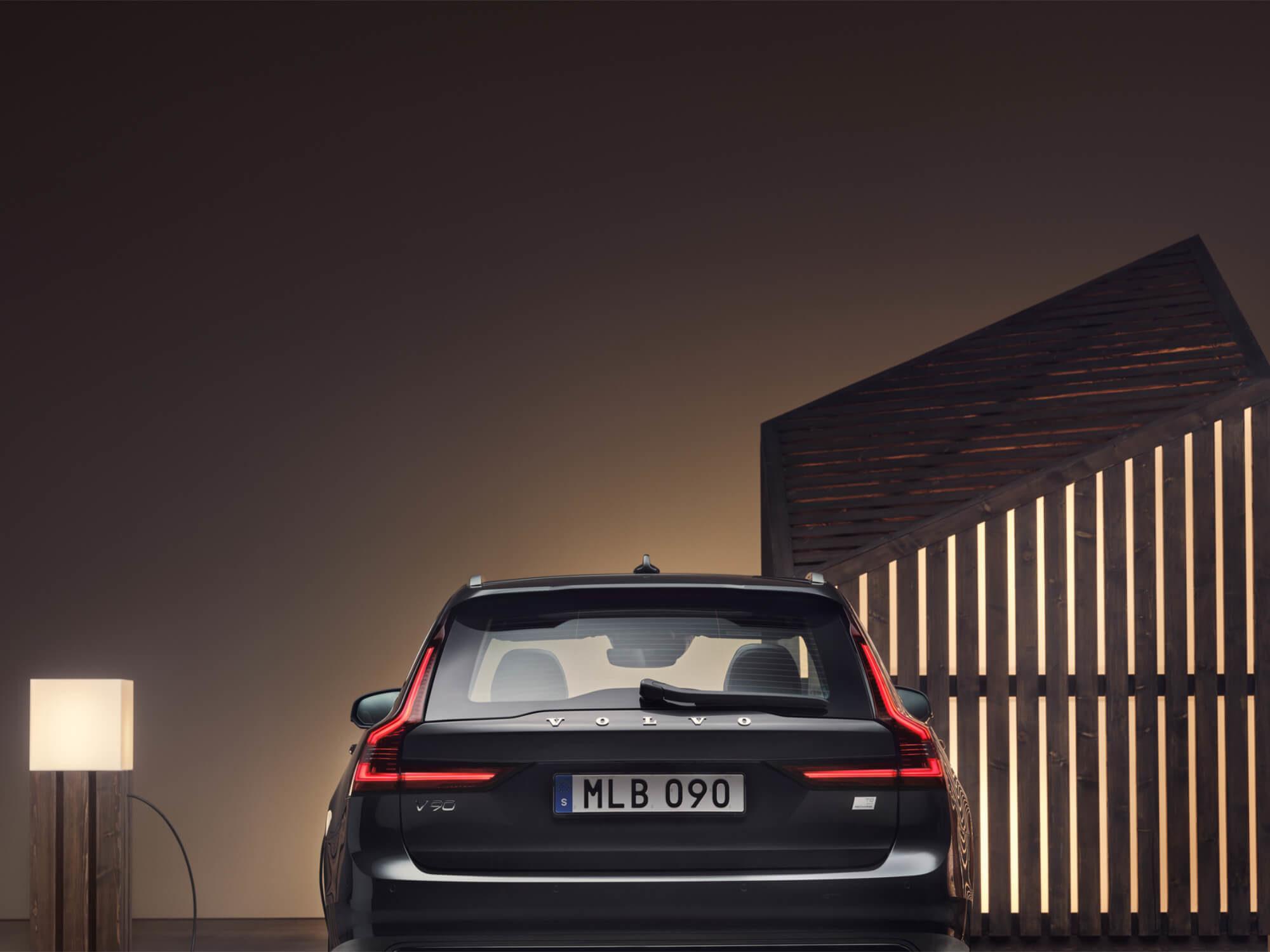 Volvo V90 achterkant