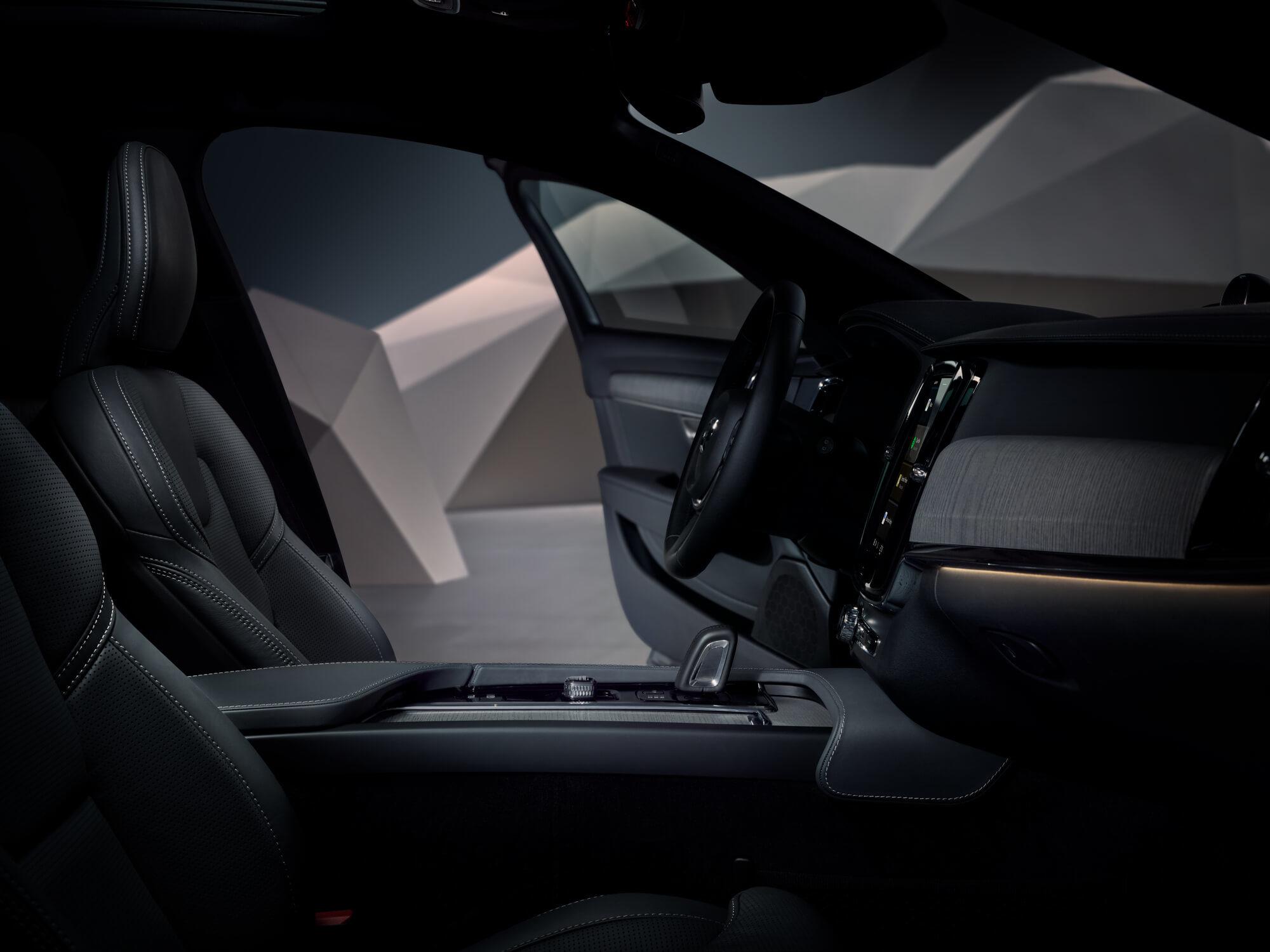 Volvo V90 interieur