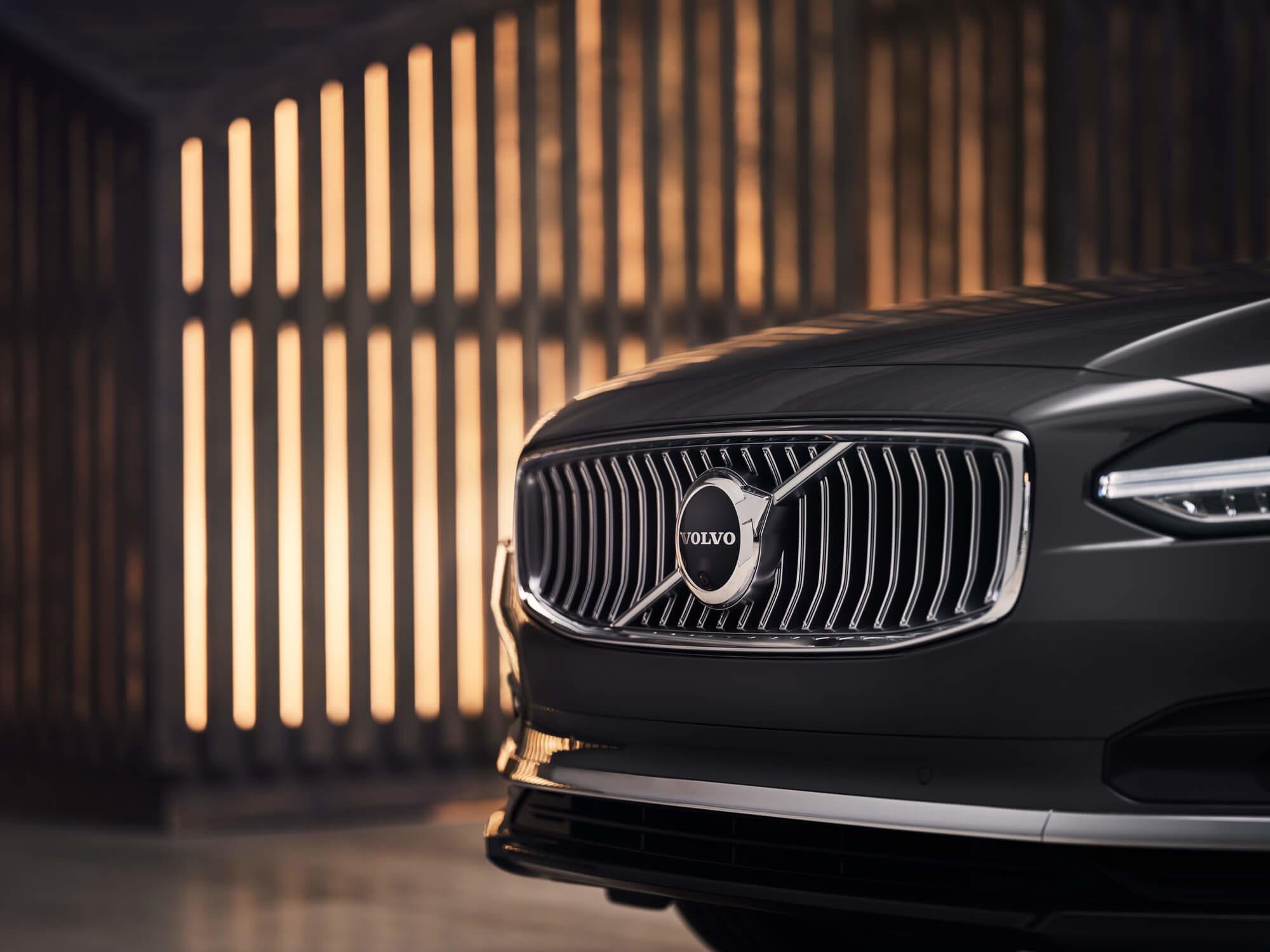 Volvo V90 voorbumper