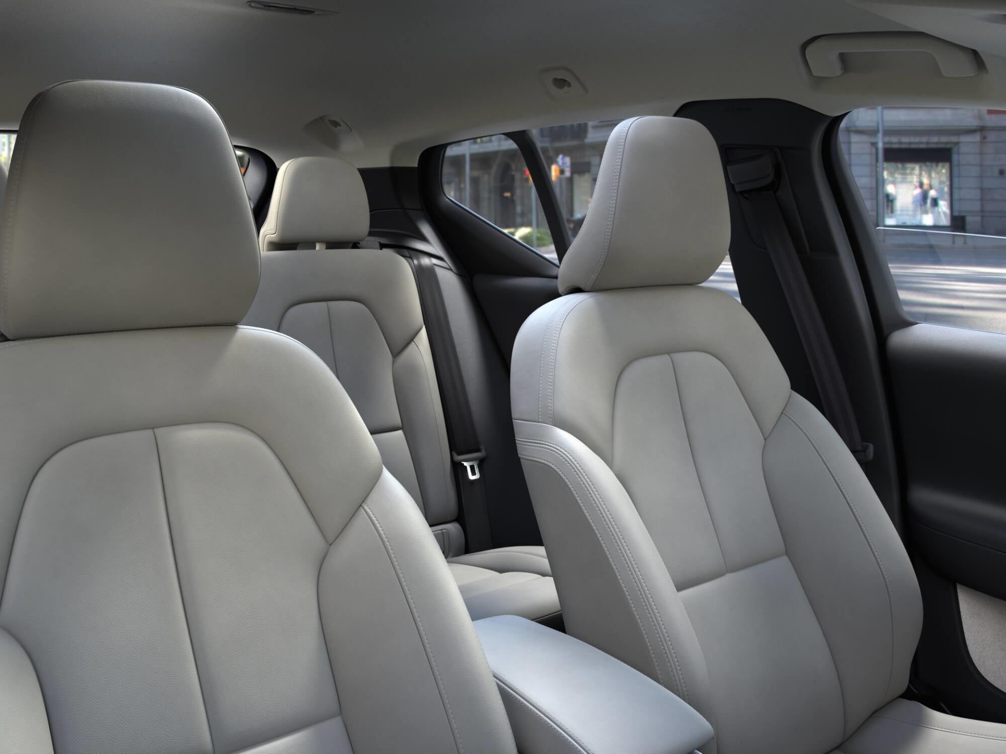 Volvo XC40 Benzine interieur