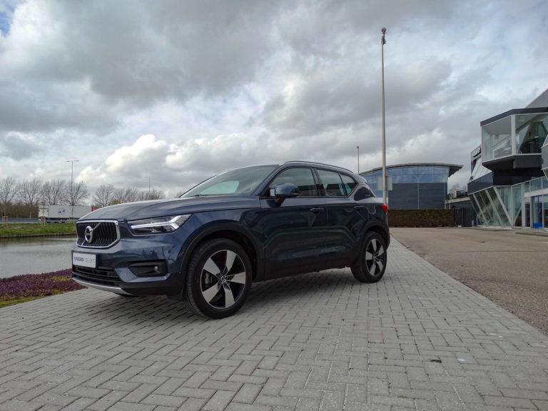 Volvo XC40 T2 Business Pro voorzijde