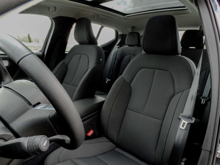 Volvo XC40 T2 Business Pro interieur