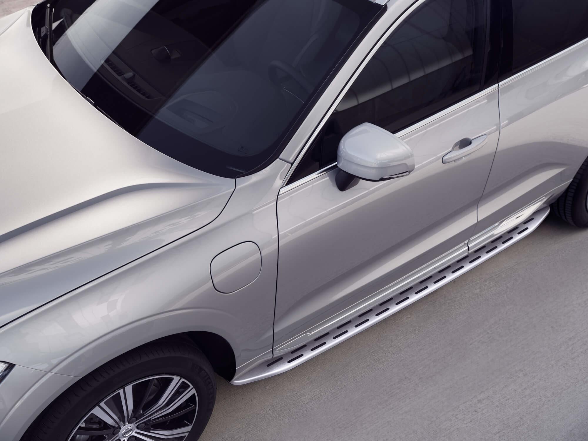 Volvo XC60 Inscription Expression klep oplaadkabel