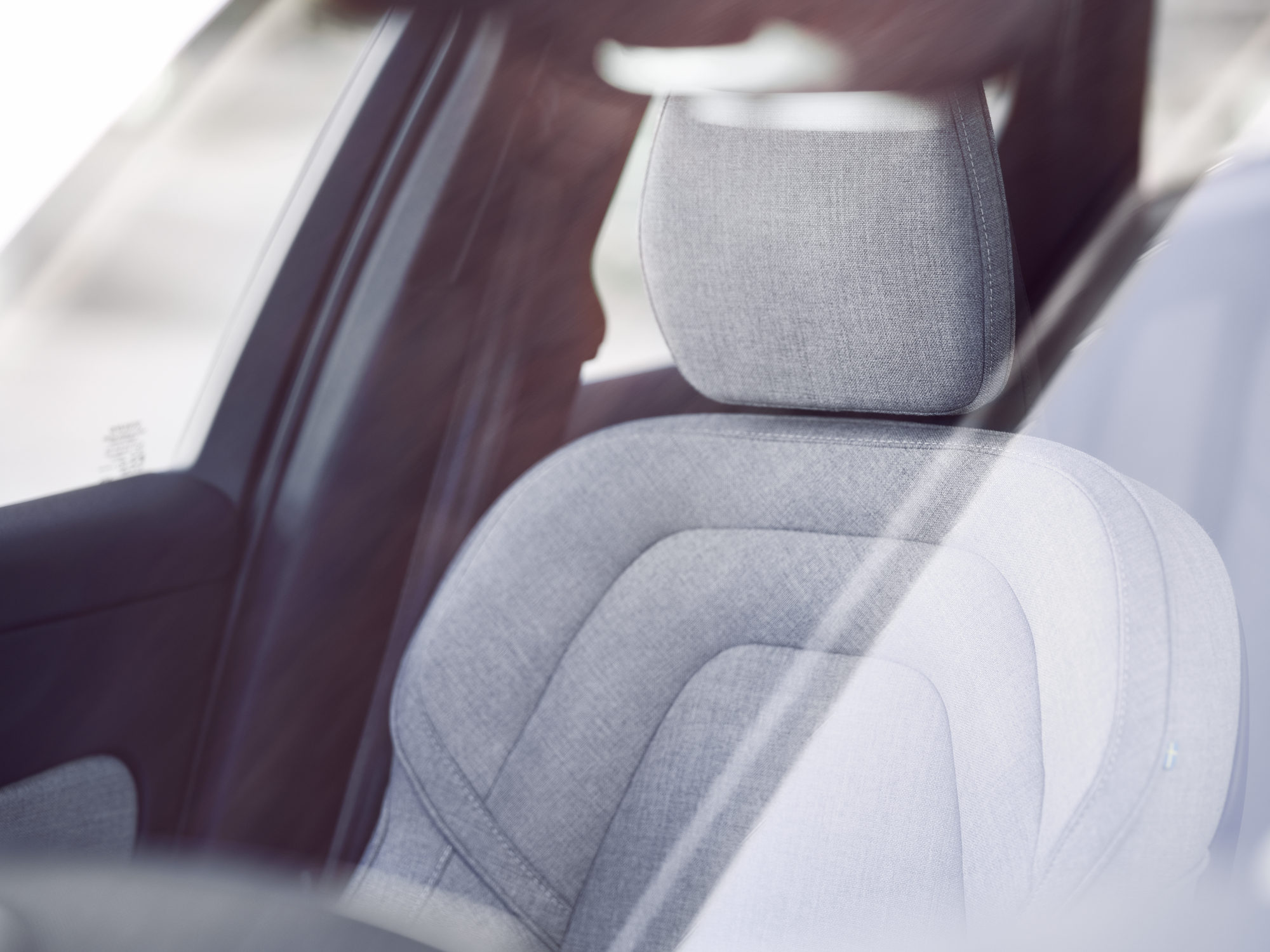 Volvo XC60 passagiersstoel