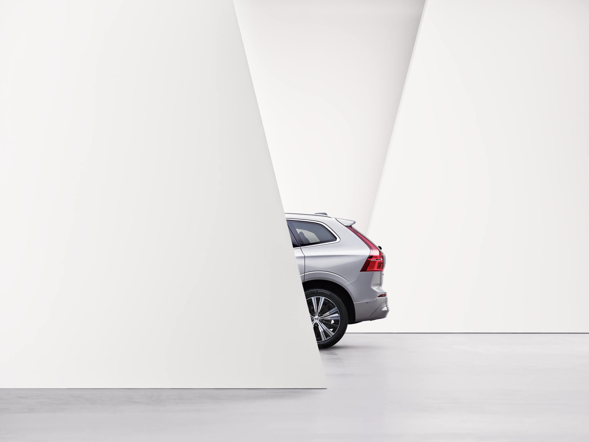 Volvo XC60 Plug-in Hybrid achterkant