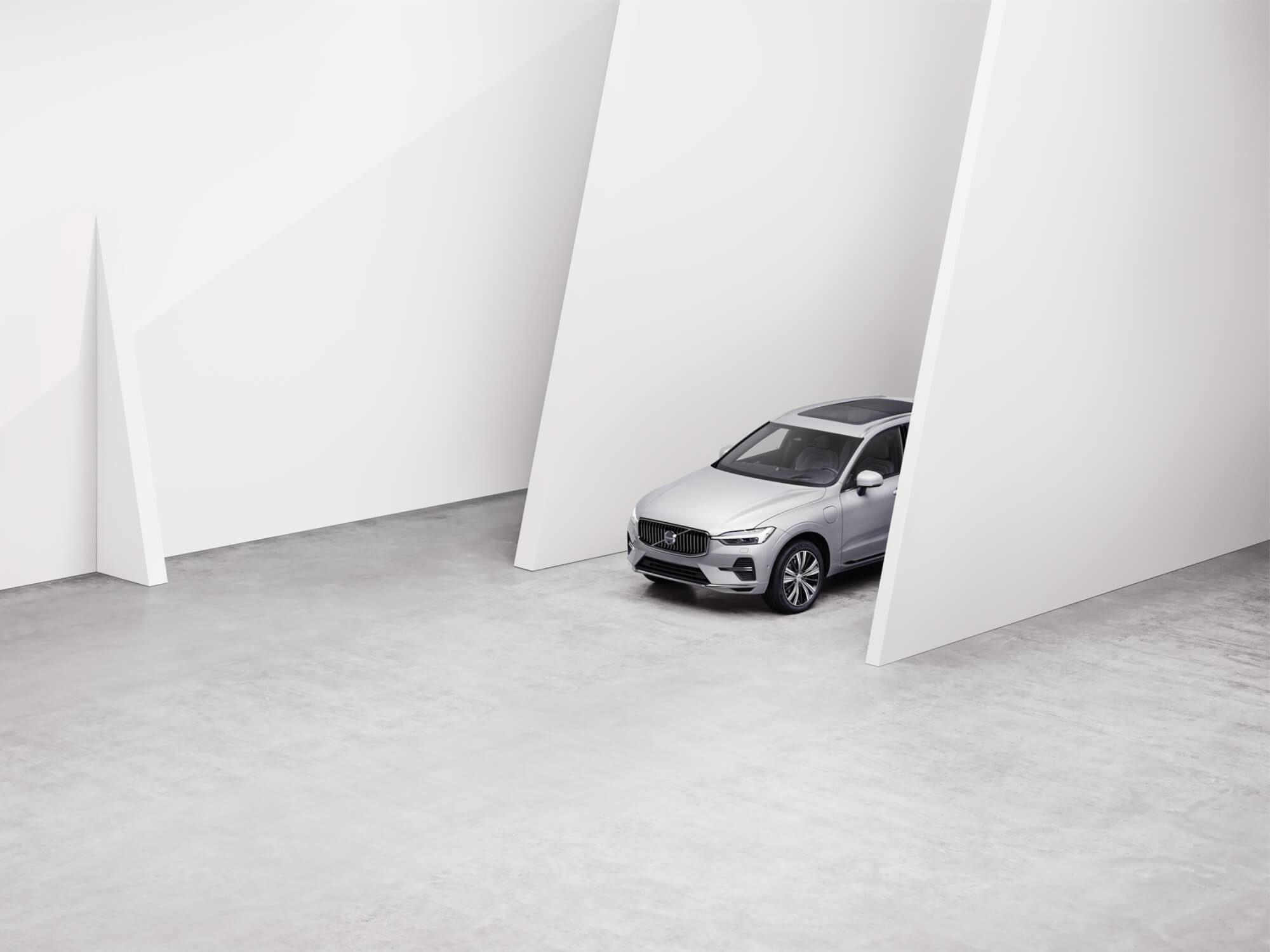 Volvo XC60 Plug-in Hybrid voorkant