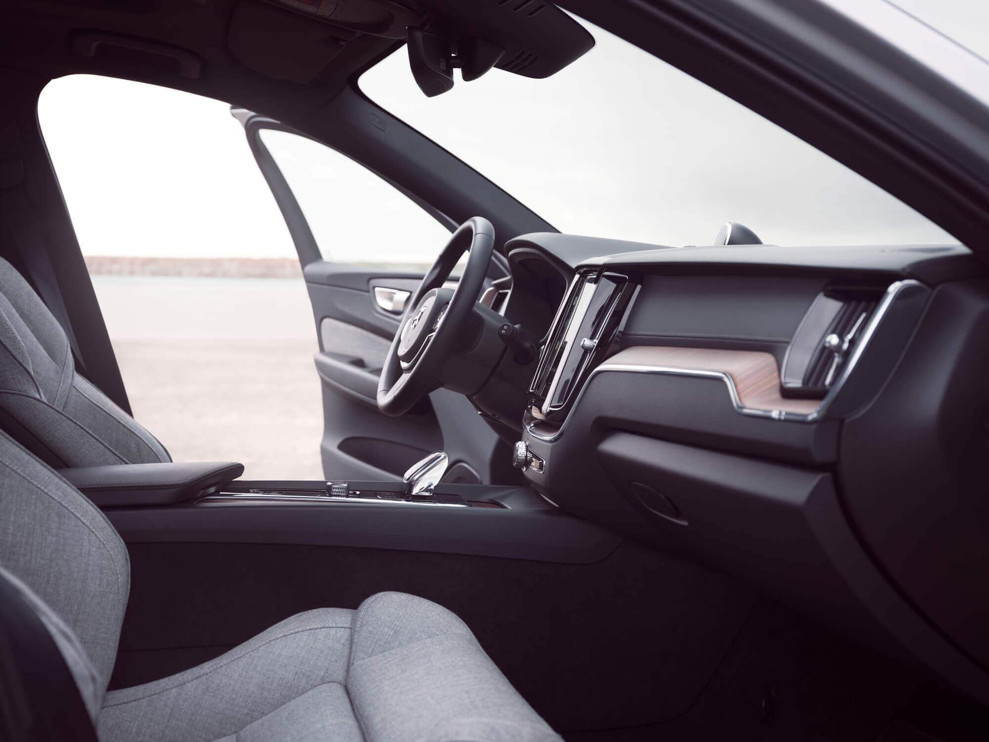 Volvo XC60 interieur voor