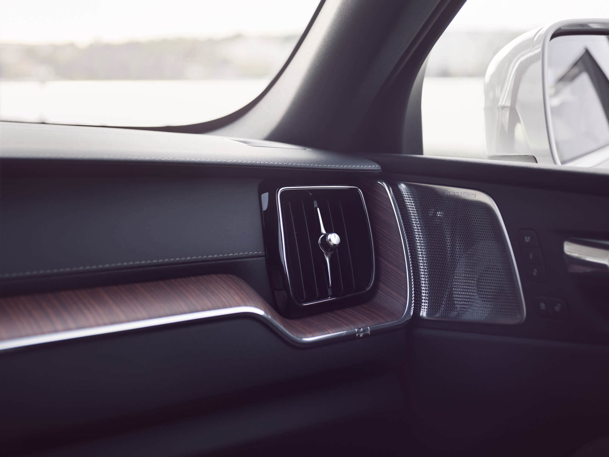Volvo XC60 luchtrooster