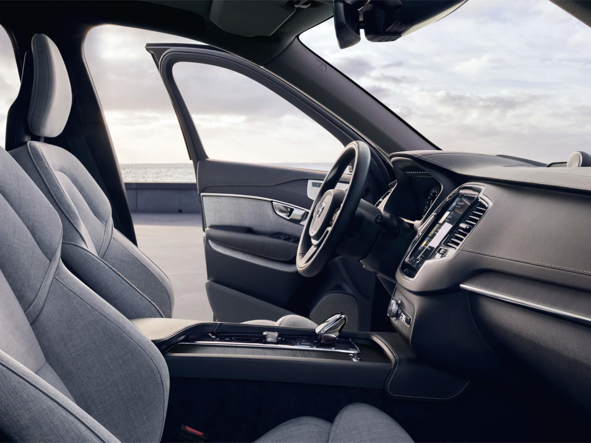 Volvo XC90 Mild Hybrid interieur