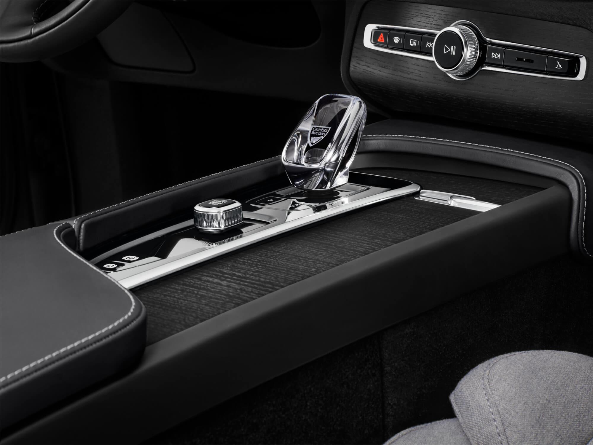 Volvo XC90 Plug-in Hybrid interieur