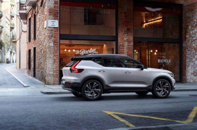 Lees meer over het artikel Nieuwe Volvo XC40 maakt XC-familie compleet