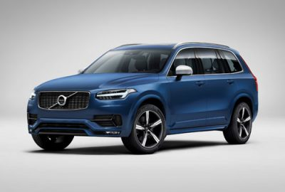 Volvo onthult de nieuwe XC90 R-Design