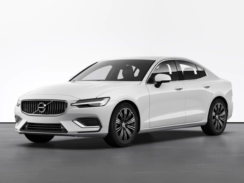 Volvo S60 Mild Hybrid Inscription vergelijk