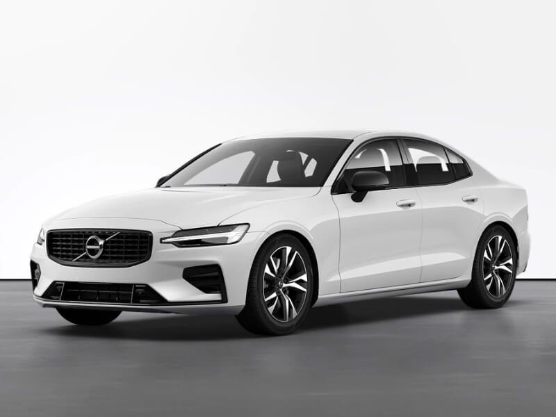 Volvo S60 Mild Hybrid R-Design vergelijk