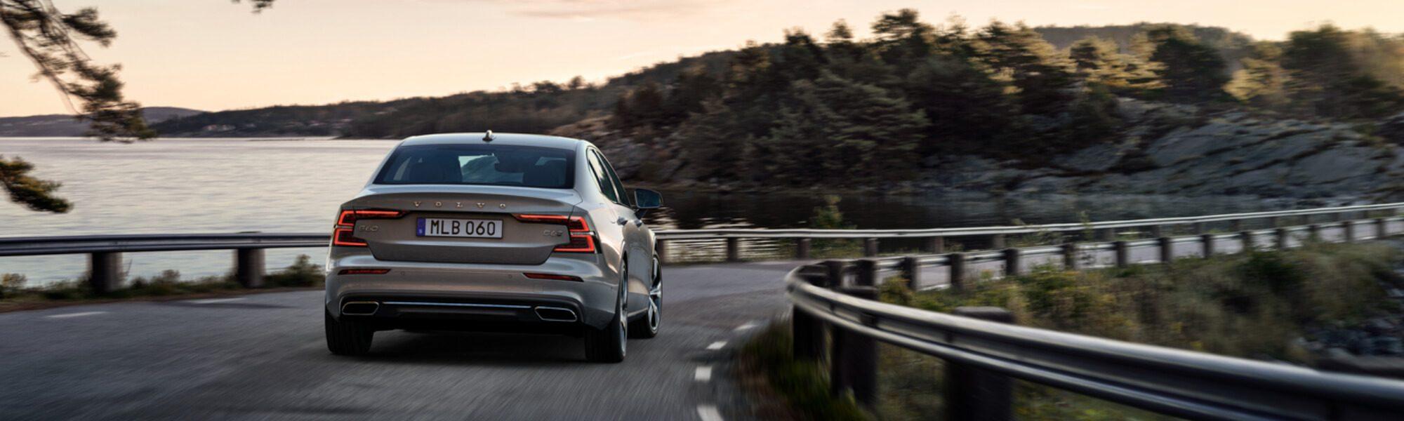 Volvo S60 Mild Hybrid hero
