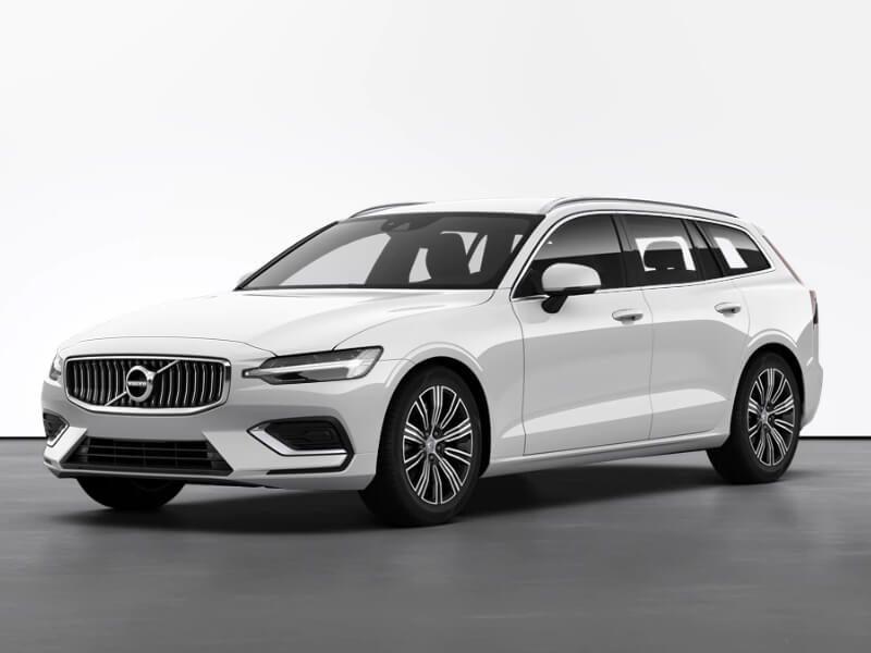 Volvo V60 Mild Hybrid Inscription vergelijk