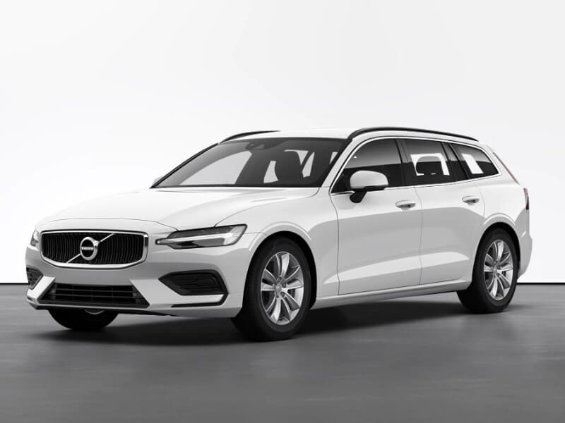 Volvo V60 Mild Hybrid Momentum Business vergelijk