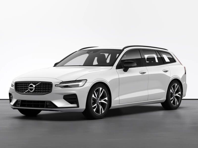 Volvo V60 Mild Hybrid R-Design vergelijk