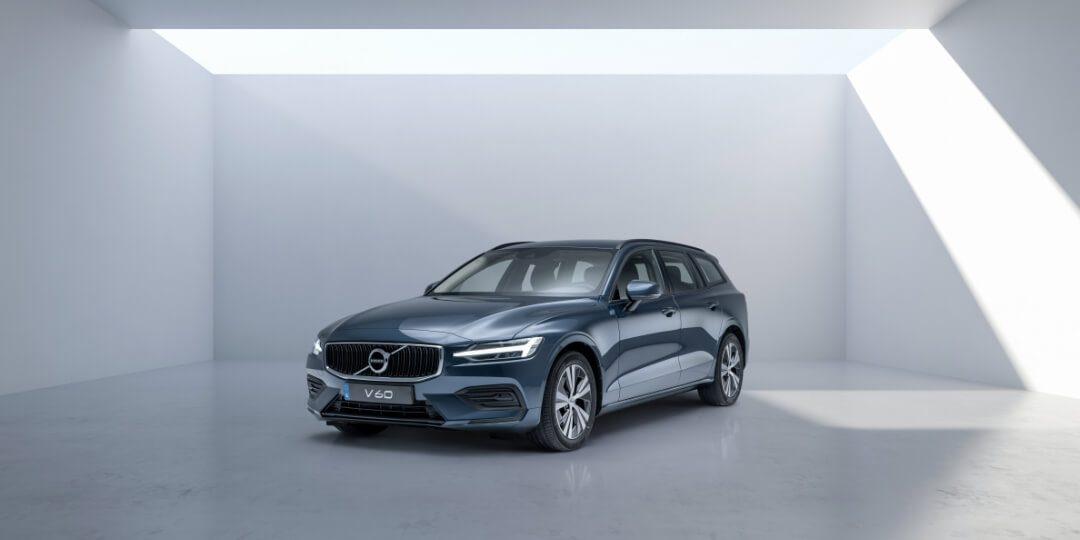 Volvo V60 Momentum Advantage hero mobiel