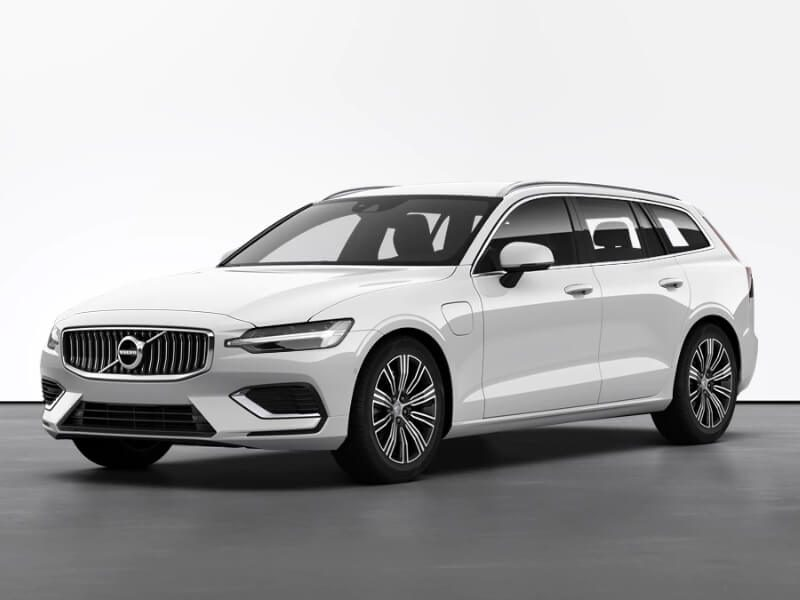 Volvo V60 Plug-in Hybrid Inscription vergelijk