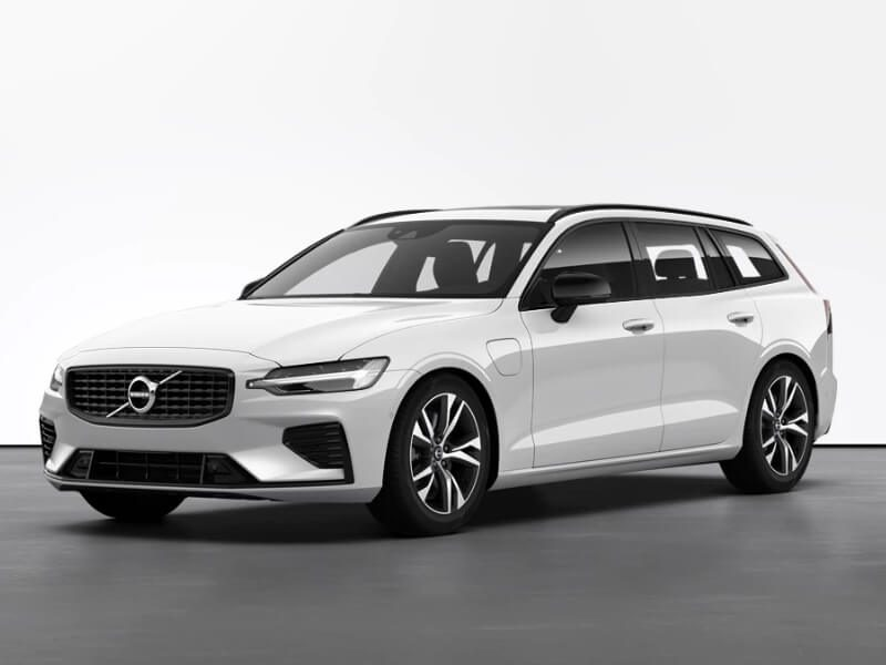 Volvo V60 Plug-in Hybrid R-Design vergelijk