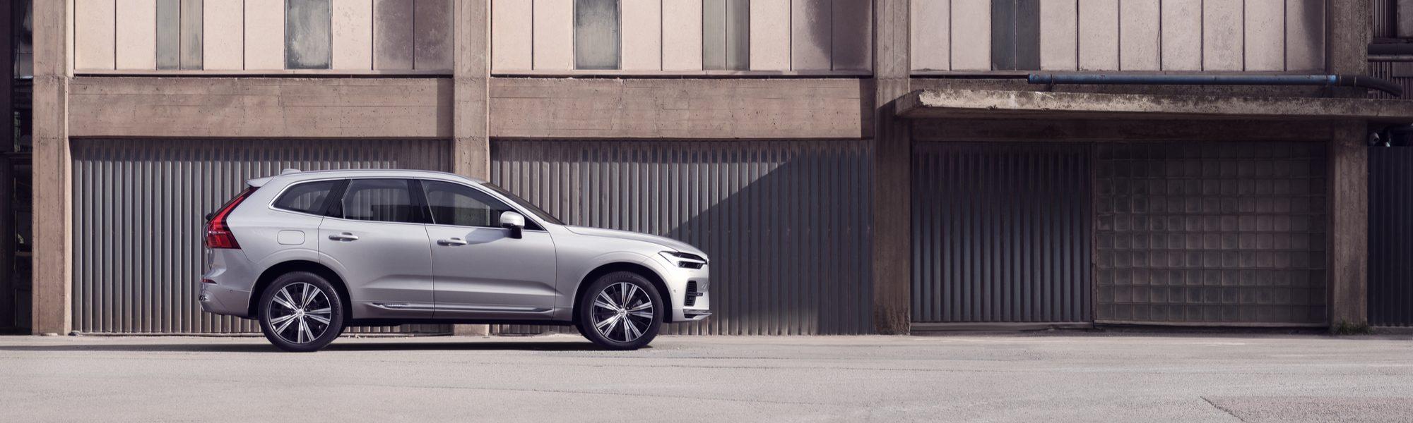 Volvo XC60 Mild Hybrid