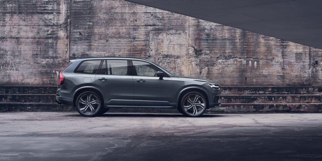 Volvo XC90 Mild Hybrid hero mobiel