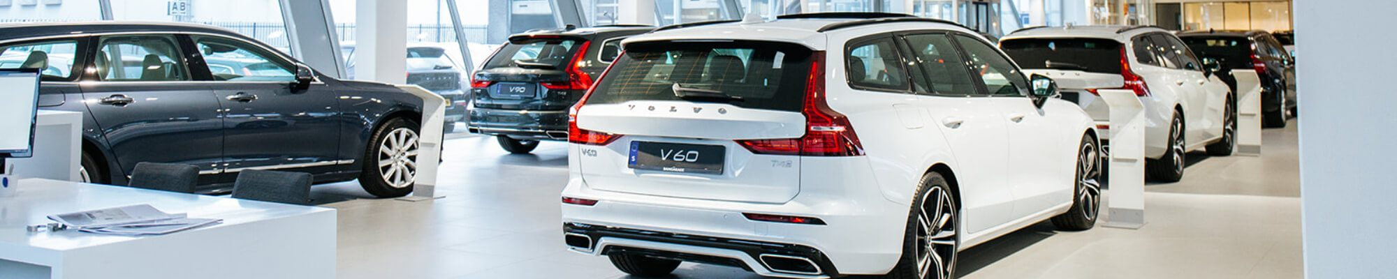 Volvo Bangarage Lease