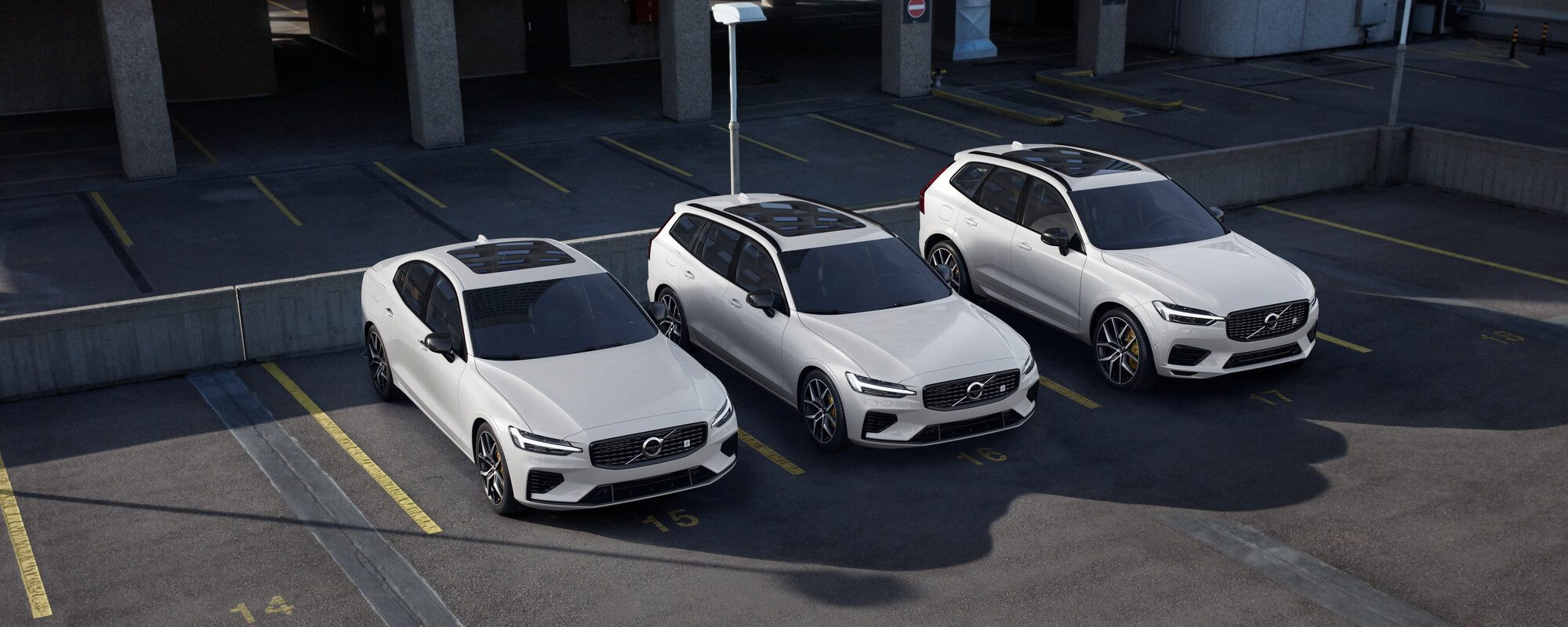 Volvo Bangarage Polestar Engineered