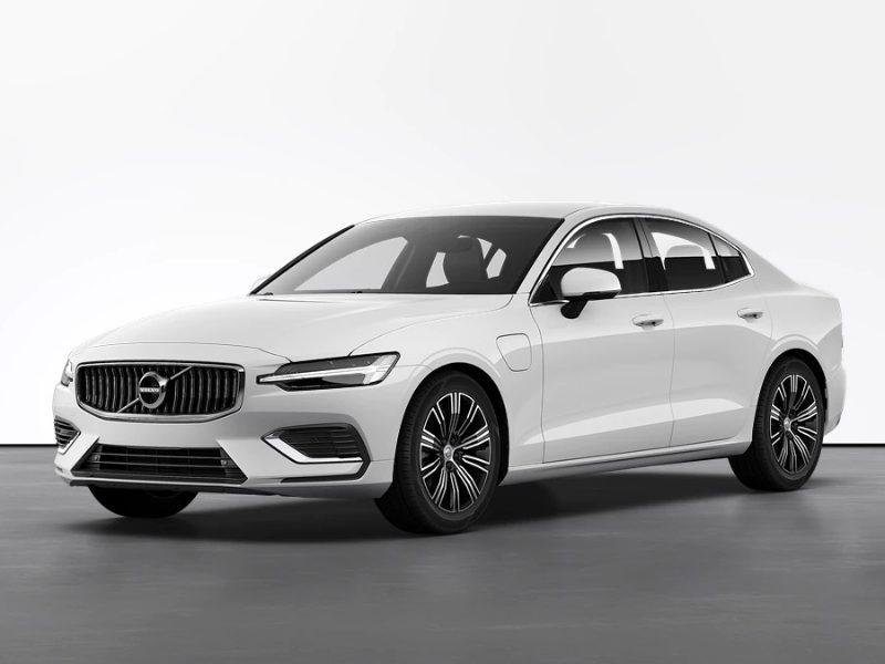 Volvo S60 Plug-in Hybrid Inscription vergelijk