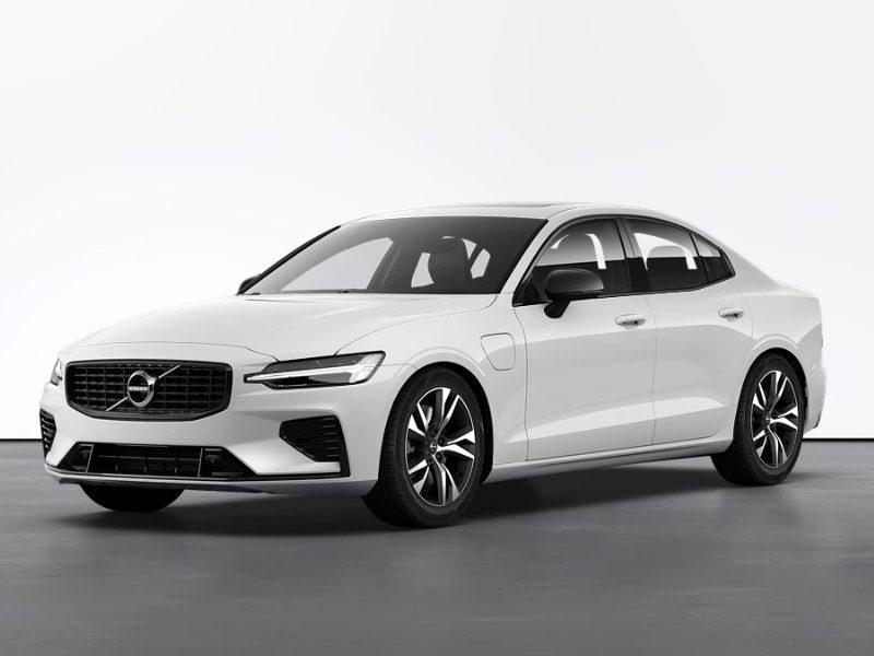 Volvo S60 Plug-in Hybrid R-Design vergelijk