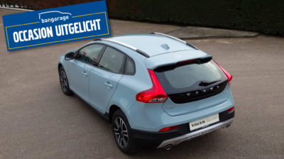 Occasion uitgelicht – Volvo V40 Cross Country Edition+