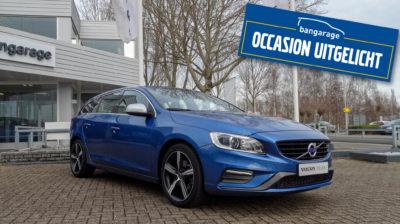 Occasion uitgelicht – Volvo V60 T4 Business Sport