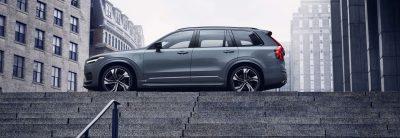 De vernieuwde Volvo XC90