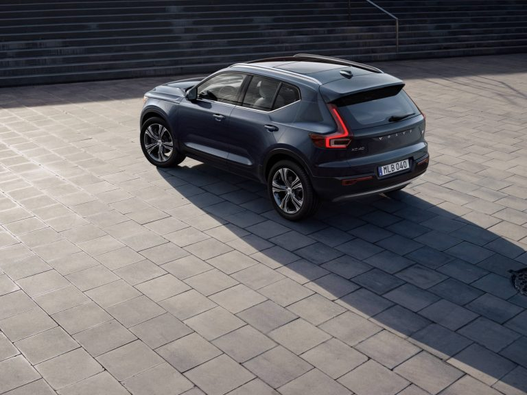 Volvo XC40 Recharge T4 Plug-in Hybrid