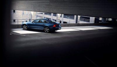 Volvo presenteert sportieve S90 en V90 R-Design