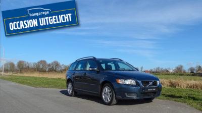 Lees meer over het artikel Occasion uitgelicht – Volvo V50 2.4i
