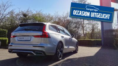 Lees meer over het artikel Occasion uitgelicht – Volvo V60 T4 R-Design
