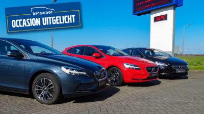 Occasion uitgelicht – 3x Volvo V40 Nordic+ Luxury