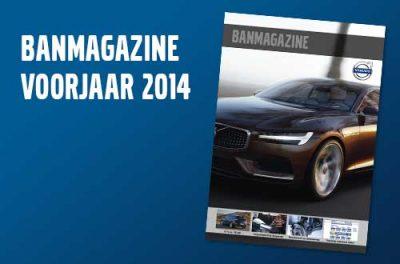 Banmagazine voorjaar 2014