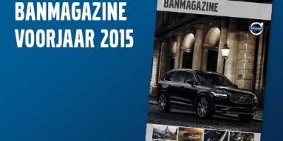Banmagazine voorjaar 2015